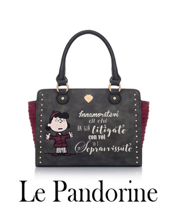 Le Pandorine accessories bags for women fall winter 8