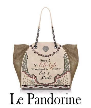 New arrivals Le Pandorine bags fall winter women 9