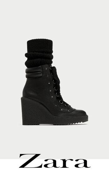 New arrivals shoes Zara fall winter women 4