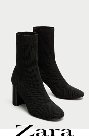 New arrivals shoes Zara fall winter women 5
