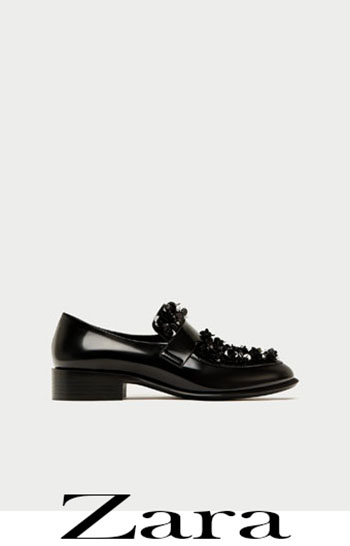 New collection Zara shoes fall winter women 1