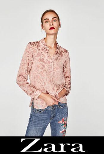 New denim Zara for women fall winter 2