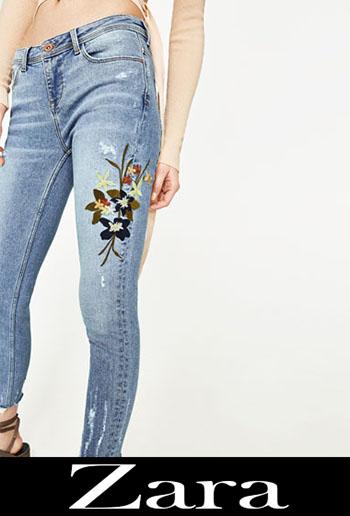 New denim Zara for women fall winter 4