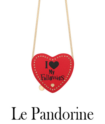 Shoulder bags Le Pandorine fall winter women 10