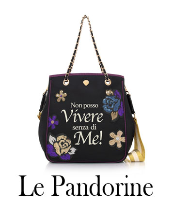 Shoulder bags Le Pandorine fall winter women 6
