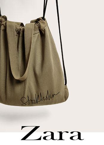 Shoulder bags Zara fall winter men 11