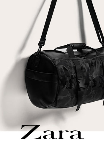 Shoulder bags Zara fall winter men 12