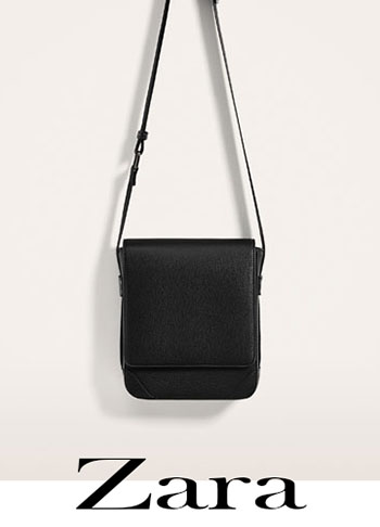 Shoulder bags Zara fall winter men 3