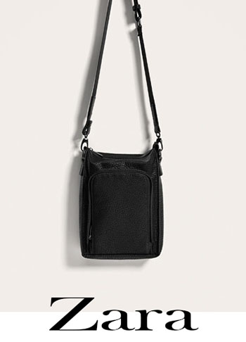 Shoulder bags Zara fall winter men 5