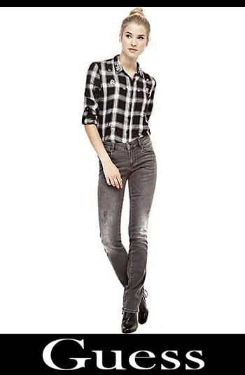 Skinny jeans Guess fall winter women 2