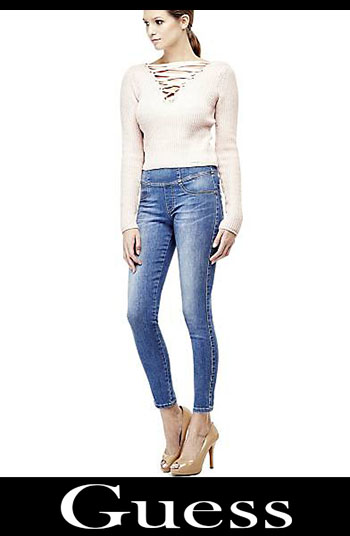 Skinny jeans Guess fall winter women 4