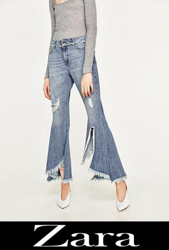 Zara ripped jeans fall winter women 1