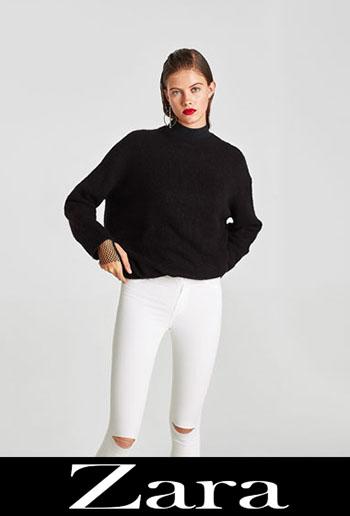 Zara ripped jeans fall winter women 3