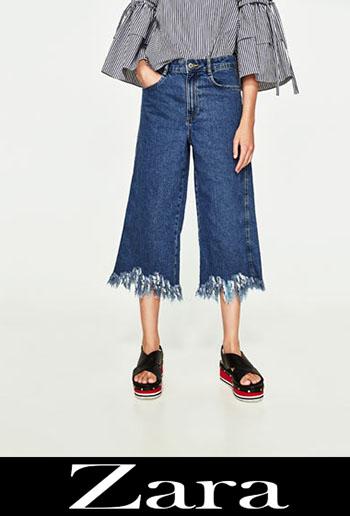 Zara ripped jeans fall winter women 5