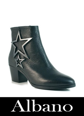 Ankle boots Albano for women fall winter shoes 1
