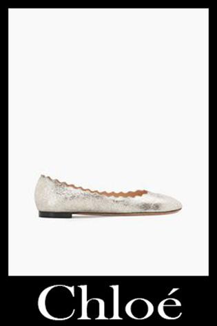 Ballet flats Chloé for women fall winter shoes 10