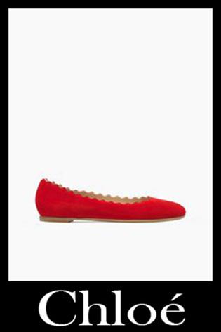 Ballet flats Chloé for women fall winter shoes 4