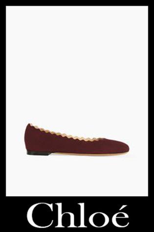 Ballet flats Chloé for women fall winter shoes 5