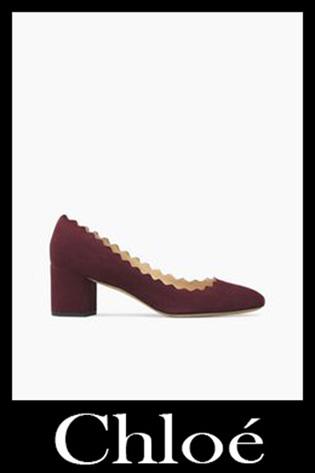 Décolleté Chloé fall winter for women shoes 8