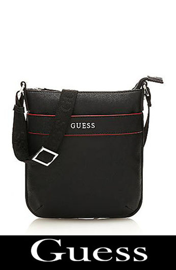 Guess accessories bags for men fall winter 5