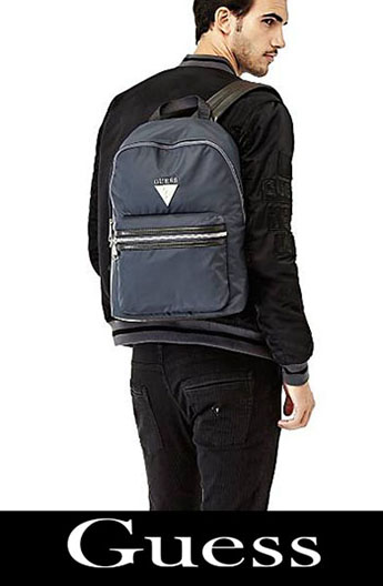 Guess accessories bags for men fall winter 7