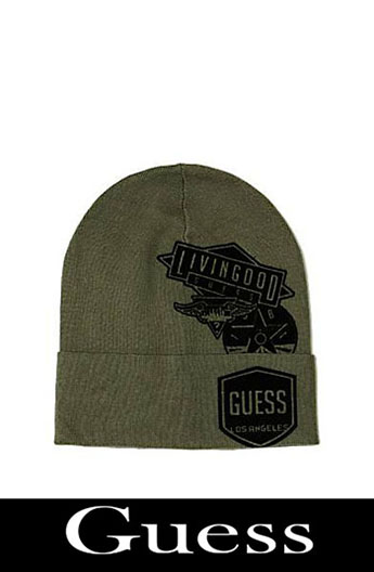 Guess preview fall winter accessories men 2