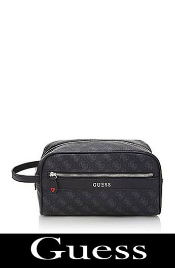 Guess preview fall winter accessories men 5