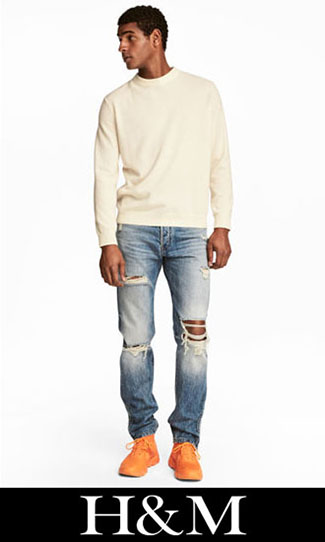 HM ripped jeans fall winter men 2