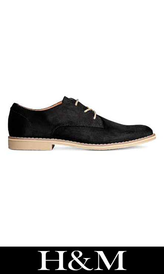 Lace ups HM fall winter for men shoes 1