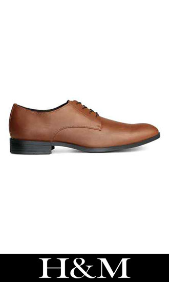 Lace ups HM fall winter for men shoes 4