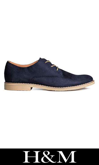 Lace ups HM fall winter for men shoes 5