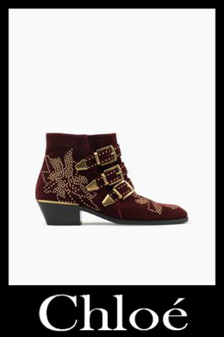 New arrivals shoes Chloé fall winter for women 4