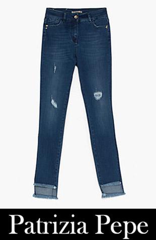 Patrizia Pepe ripped jeans fall winter women 2