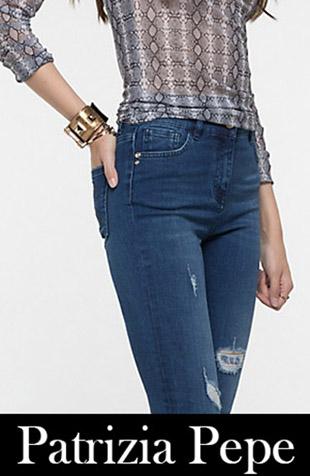 Patrizia Pepe ripped jeans fall winter women 3