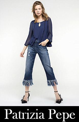 Patrizia Pepe ripped jeans fall winter women 5