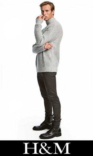 Skinny jeans HMfall winter men 1