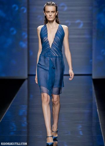 Alberta Ferretti New Collection Spring Summer 1