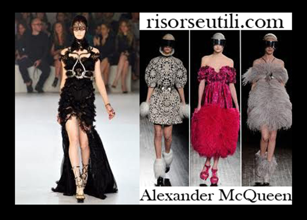 Alexander McQueen Fashion brand guide online products trends images 4