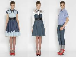 Alexander McQueen fashion 2012 clothing collection Lookbook image 2