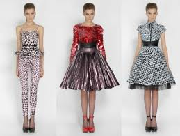 Alexander McQueen fashion 2012 clothing collection Lookbook image 5