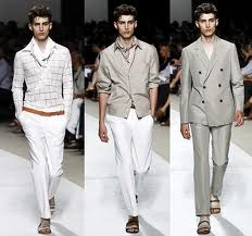 Guide lifestyle fashion tips trends spring summer 2012 men images 2