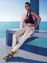 H  M collections fashion clothing trends spring summer 2012 image 4