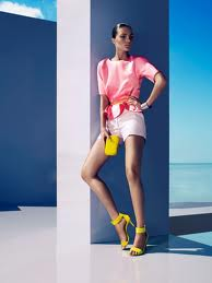 H  M collections fashion clothing trends spring summer 2012 image 5