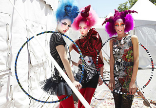 New-collection-Desigual-and-the-magic-of-Cirque-du-Soleil-image-1