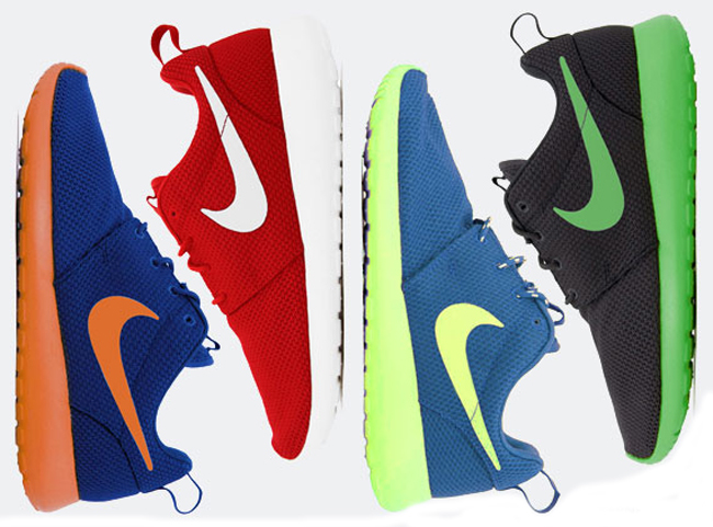 Nike-Women-collection-fashion-shoes-Roshe-Run-Premium-Camo-image-3