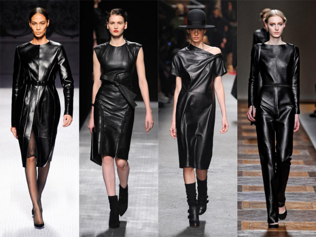 Black-leather-new-collection-fall-winter-fashion-trends-image-1