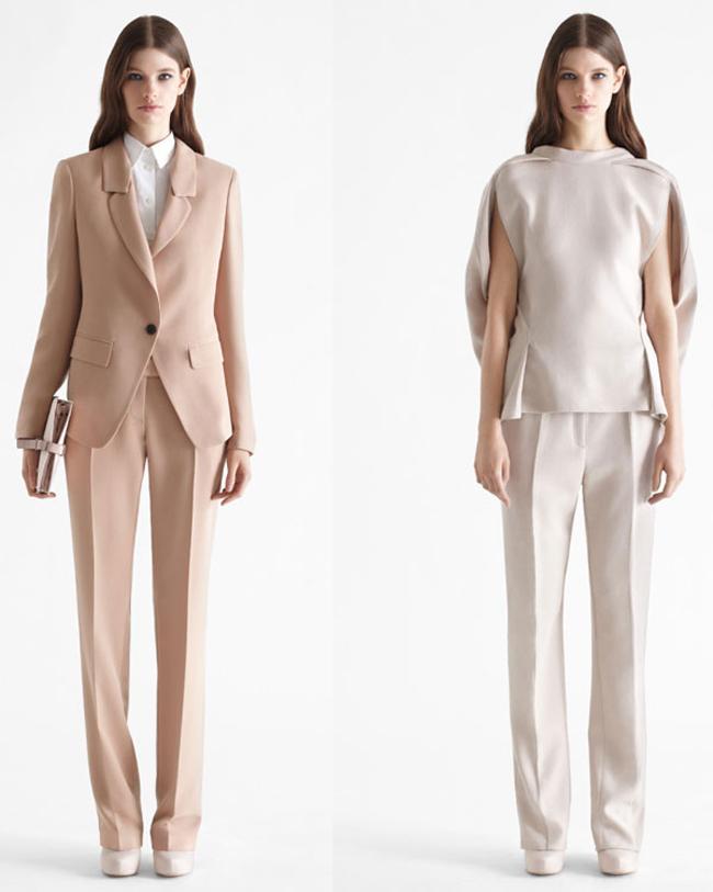 Calvin Klein new collection women fashion fall winter tips