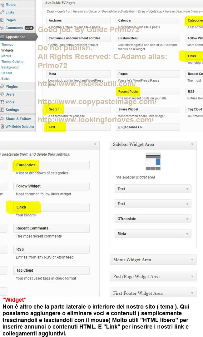Ultima-Guida-Wordpress-consigli-per-fare-Articoli-e-Lavorare-Widgets-it
