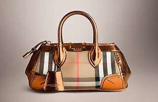 burberry bag collection