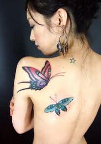 Butterfly-tattoos-on-the-skin-of-Belen-Rodriguez-beauty-tips-image-16